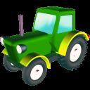 Traktor, radna mašina i motokultivator